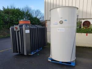 domestic septic tank installation cost