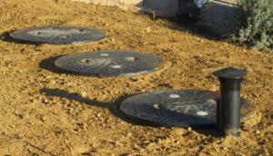 Domestic sewage treatment plant installation cost