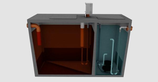 biocell sbr kit septic tank upgrade