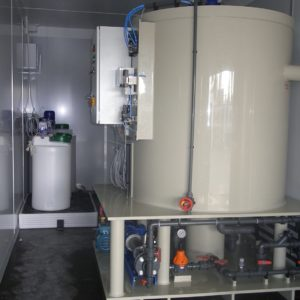 daf treatment system waste water